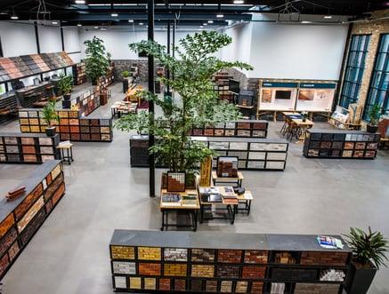 Showroom in Delft