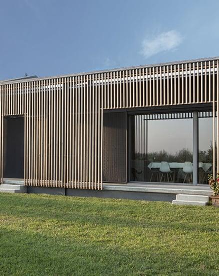 La maison passive Shell à Cesena