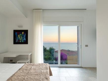 Villa Scissure Sea Suite in Gaeta