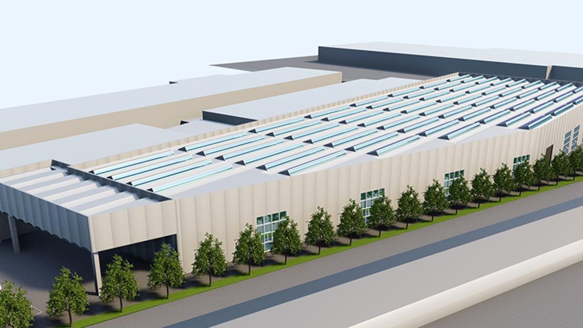 Finstral investe 20 milioni di euro ad Oppeano.