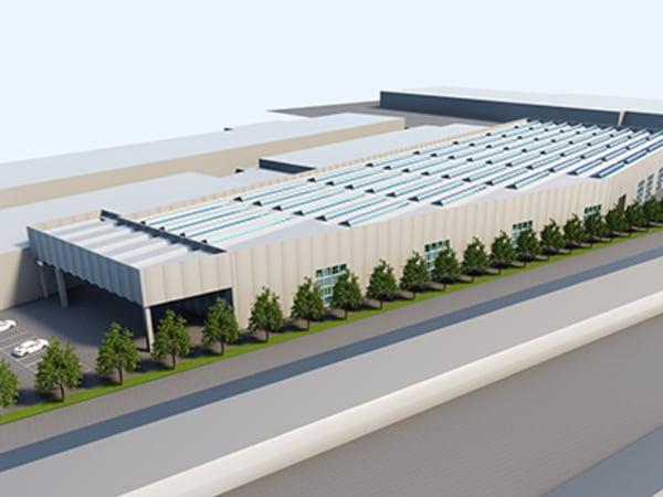 Finstral investiert 20 Mio. Euro im Werk in Oppeano.