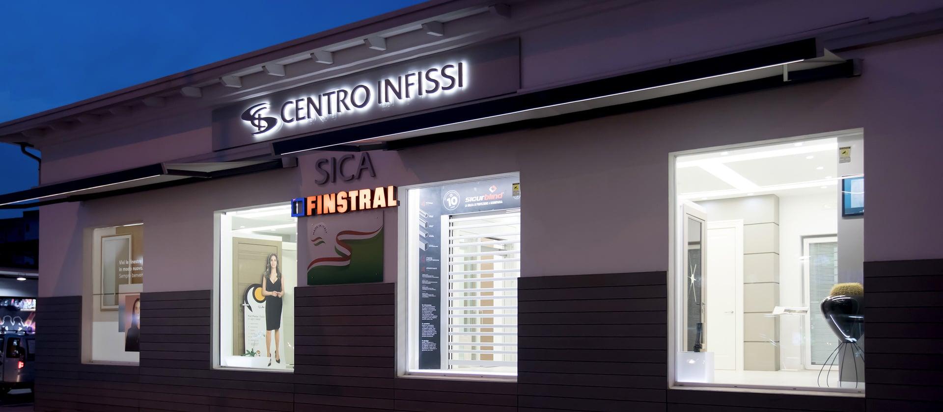 Centro Infissi Sica