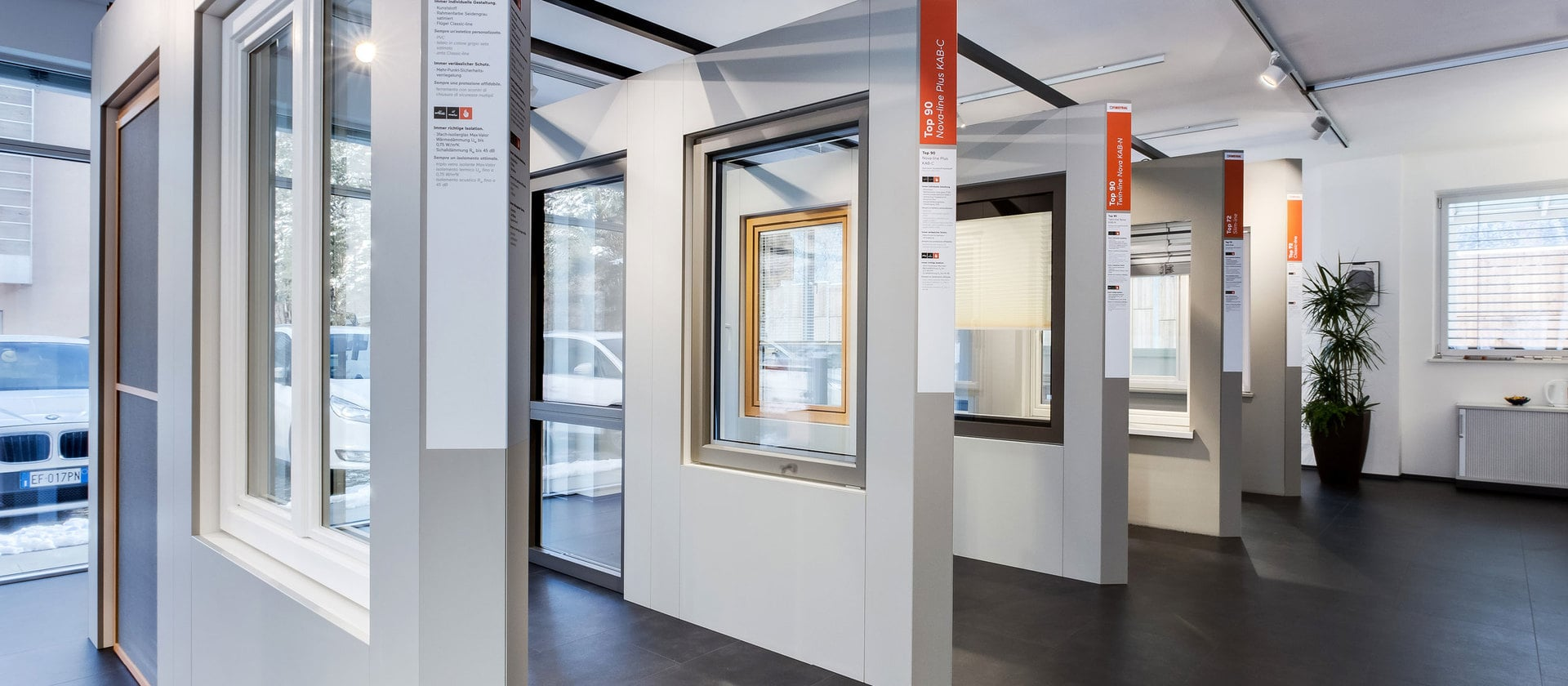Finstral Studio Vintl/Vandoies