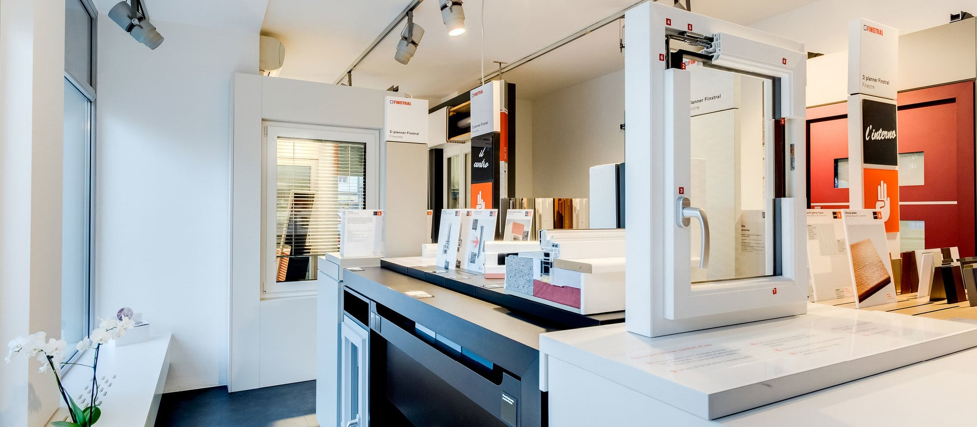Finstral Studio Bozen/Bolzano