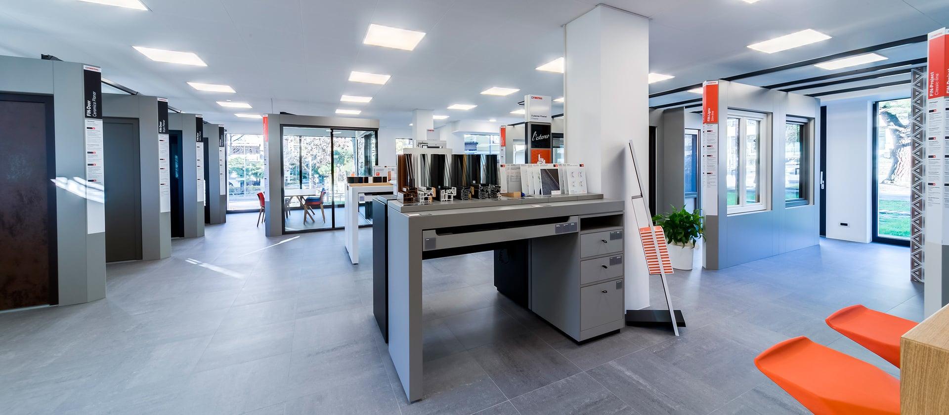 Finstral Studio Meran/Merano