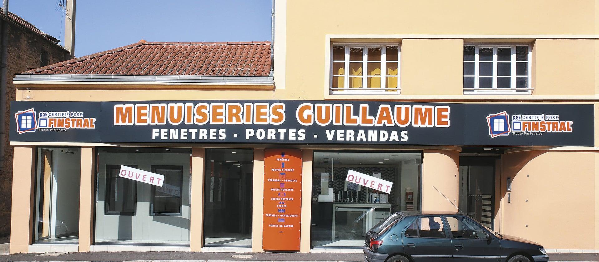 SAS MGF MENUISERIES GUILLAUME
