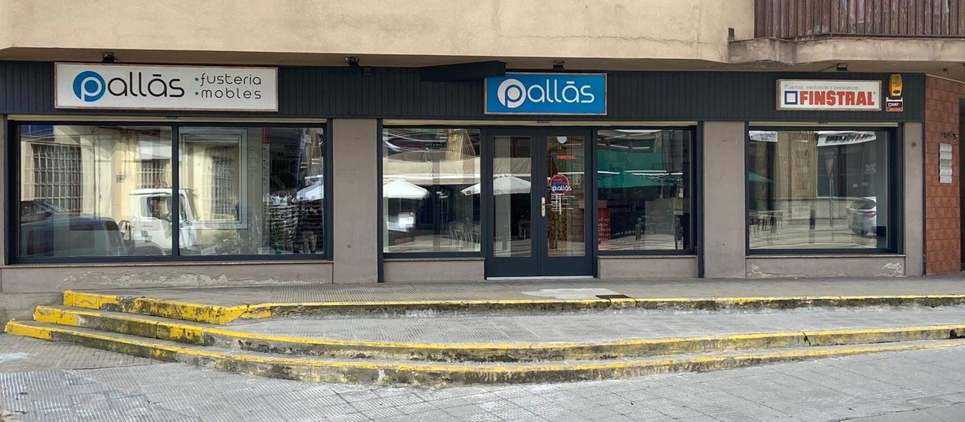 FUSTERIA PALLÁS S.L.